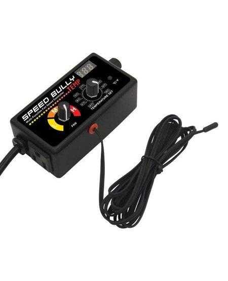 Temperature Fan & Motor Speed Controller