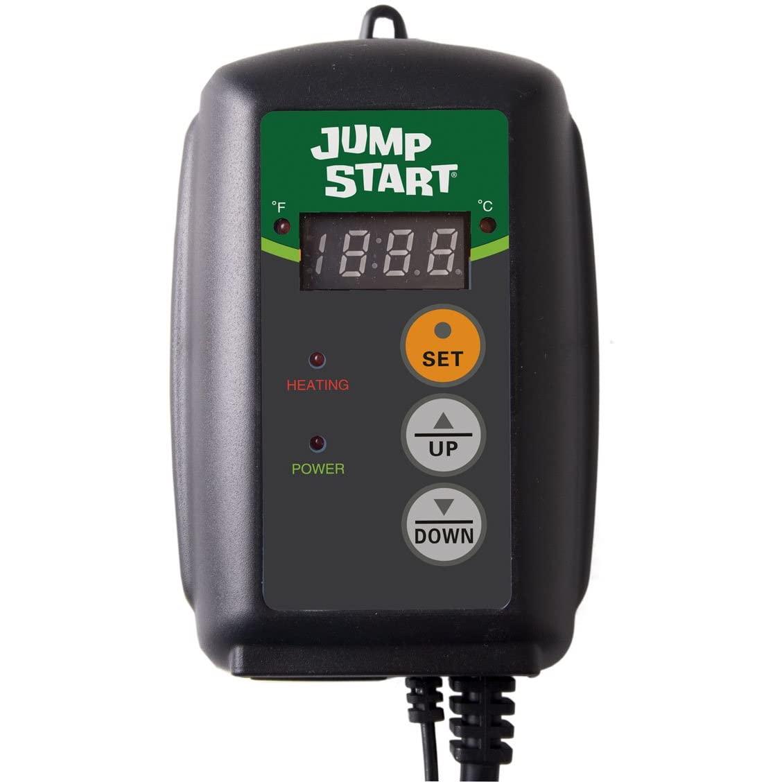 Hydrofarm Hydrofarm - Jump Start Heat Mat Thermostat