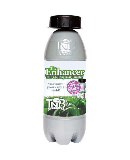 The Enhancer - CO2 Dispersal Canister