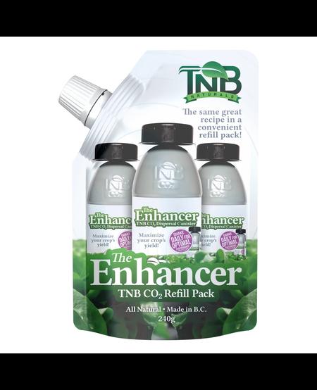 The Enhancer CO2 Refill Packs