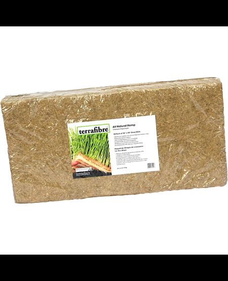 Terrafibre All Natural Hemp 10x20 Grow Mat