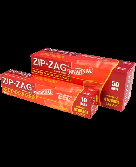 Zip-Zag Bag