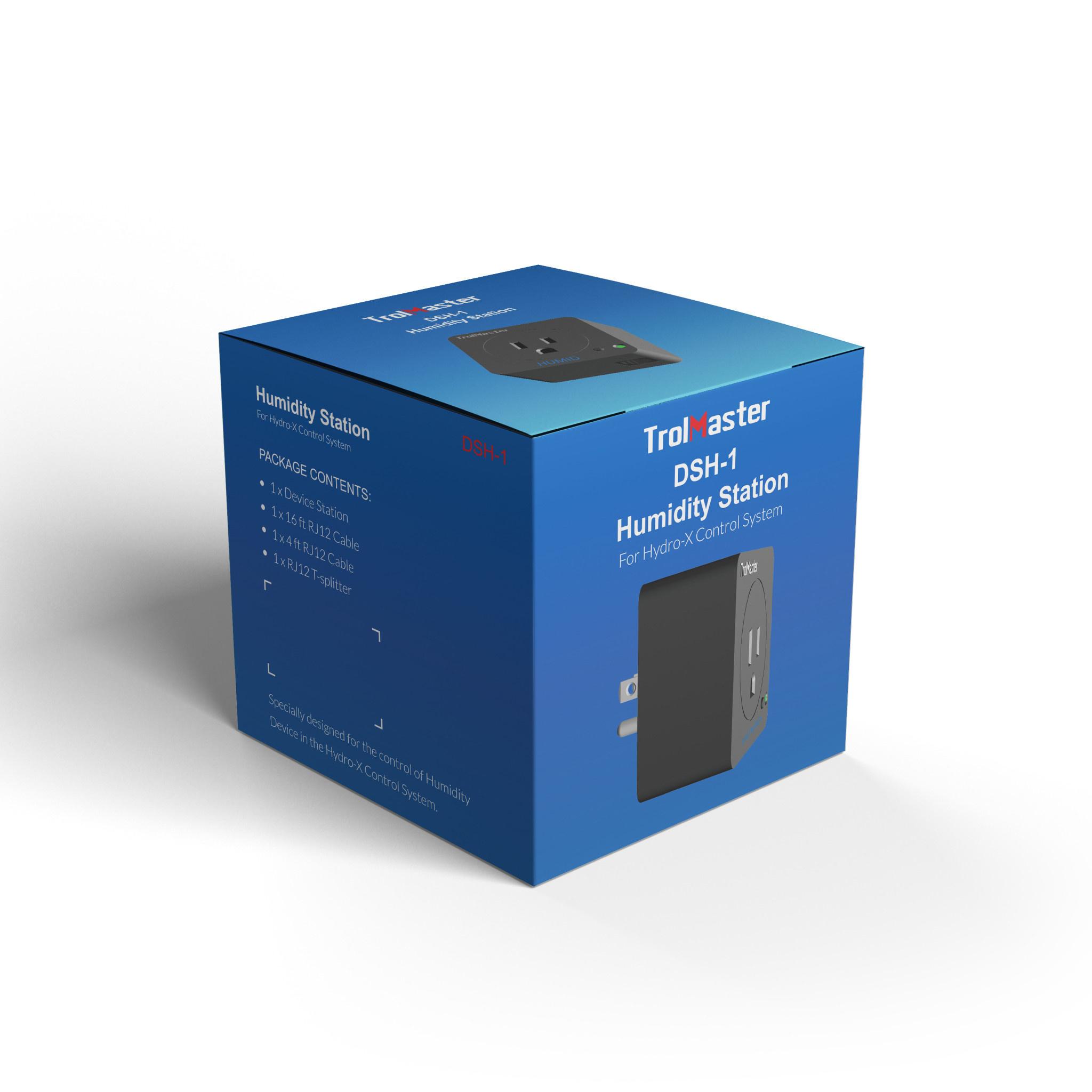 TrolMaster TrolMaster - Humidity Device Station 120v (DSH-1)