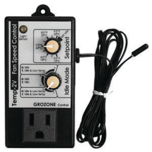 Grozone Grozone - Automatic Variable Fan Speed Controller (TV2)