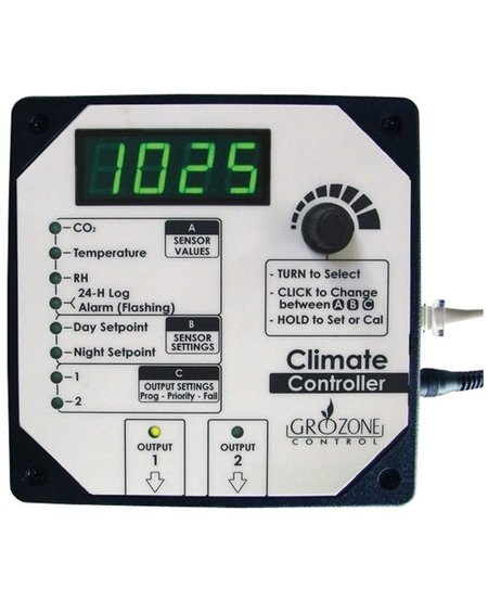 Climate Controller, RH/T (HT)