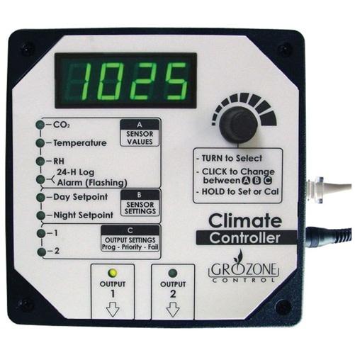 Grozone Grozone - Climate Controller, RH/T (HT)