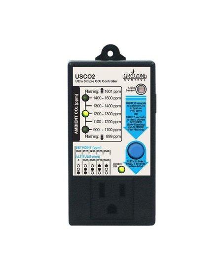 Ultra Simple CO2 Controller (USCO2 )