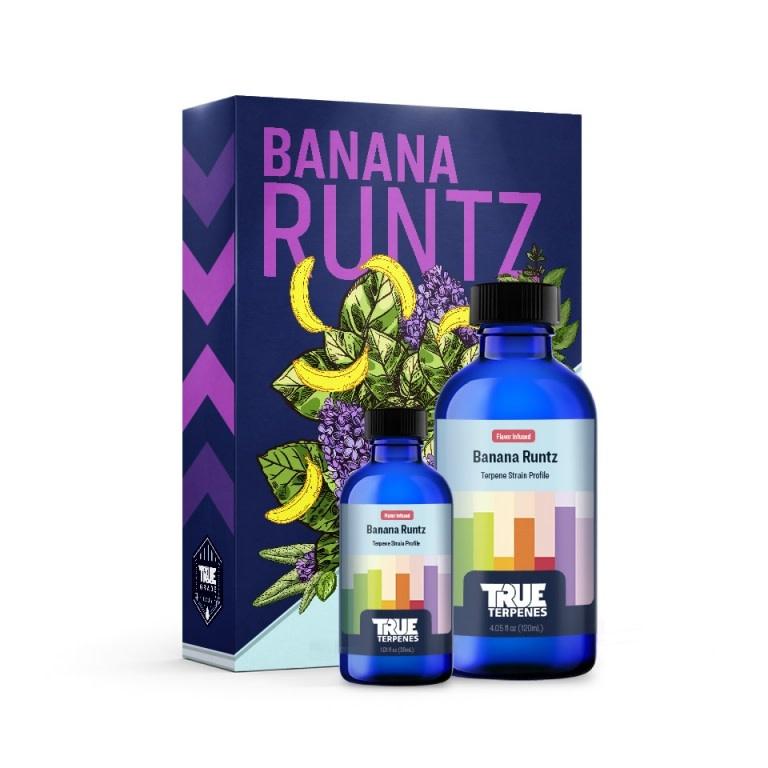 True Terpenes True Terpenes - Banana Runtz
