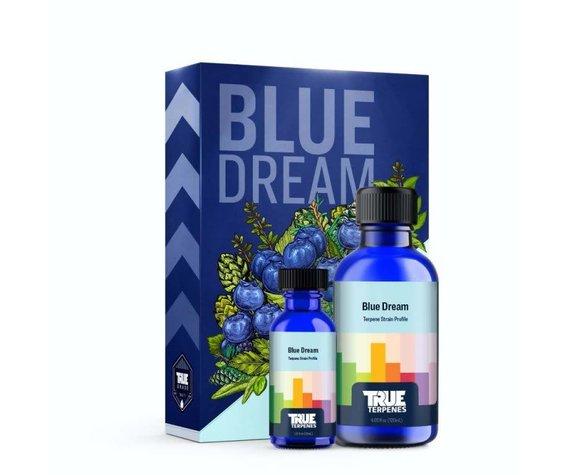 True Terpenes Blue Dream Profile