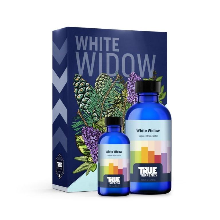 True Terpenes True Terpenes - White Widow