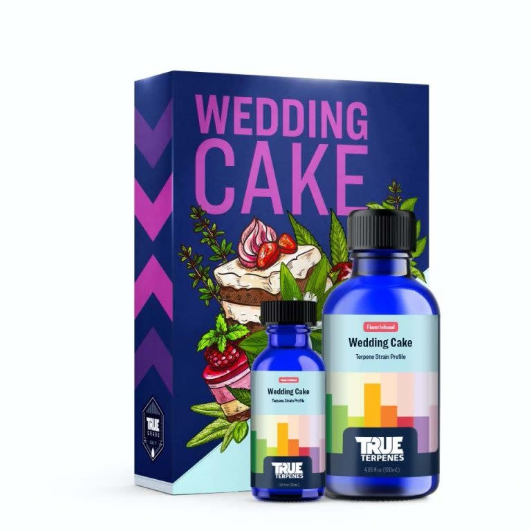 True Terpenes True Terpenes - Wedding Cake