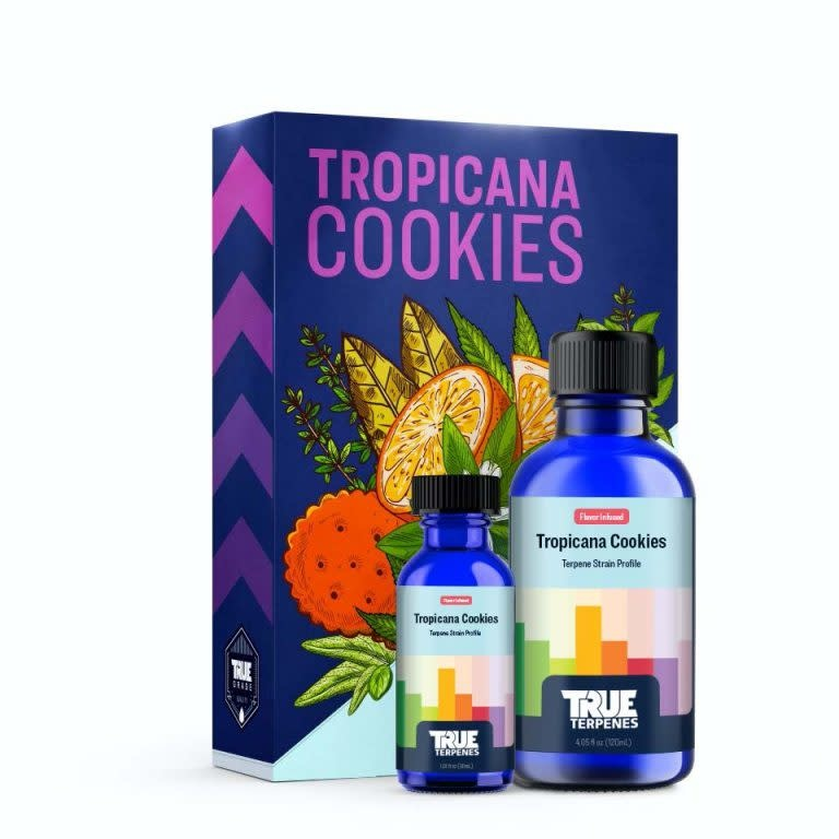 True Terpenes true terpenes - Tropicana Cookies