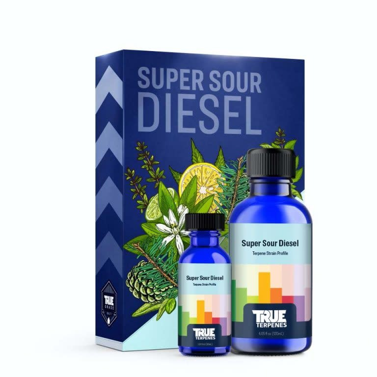 True Terpenes True Terpenes - Super Sour Diesel