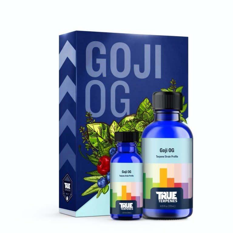 True Terpenes True Terpenes - Goji OG