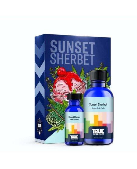 Sunset Sherbet Profile