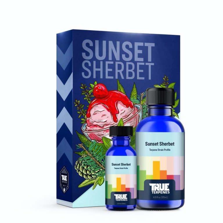 True Terpenes True Terpenes - Sunset Sherbert