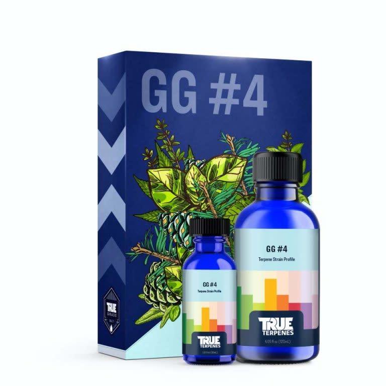 True Terpenes True Terpenes - GG#4 (Gorilla Glue #4)