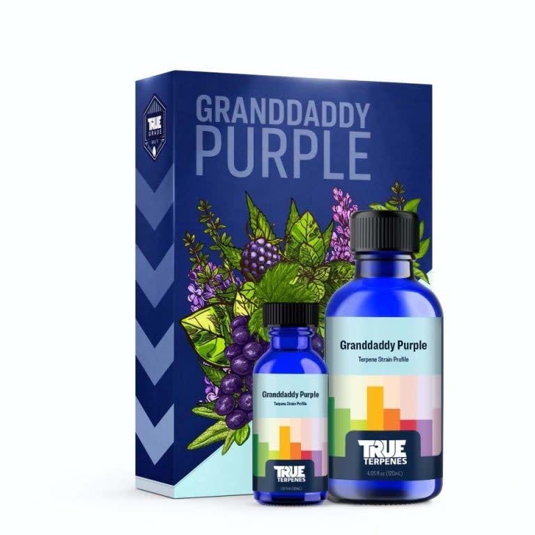 True Terpenes True Terpenes - Granddaddy Purple (GDP)