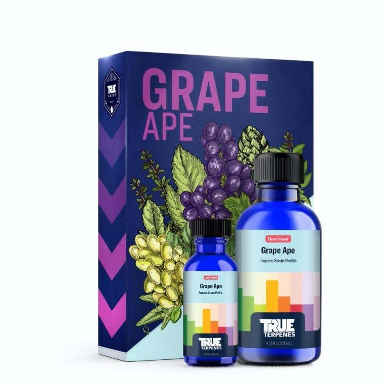 True Terpenes True Terpenes - Grape Ape