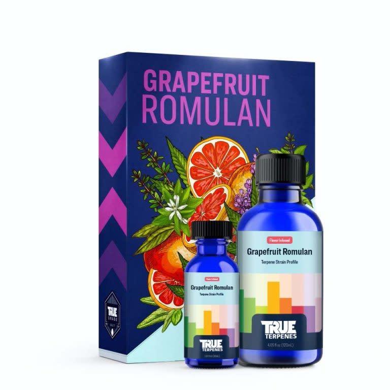 True Terpenes True Terpenes - Grapefruit Romulan