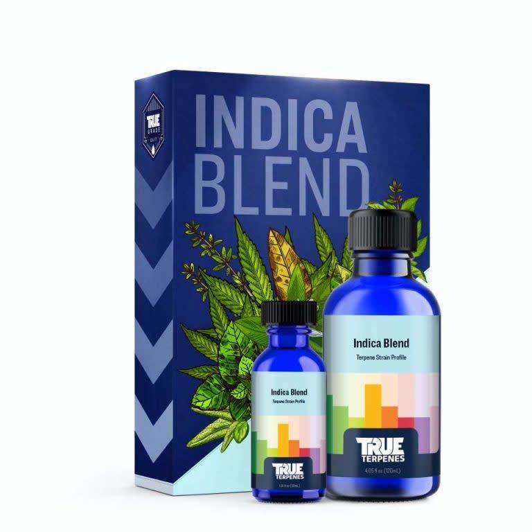 True Terpenes True Terpenes - Indica Blend