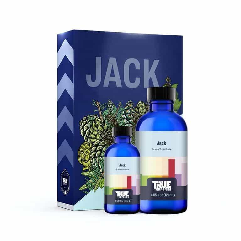 True Terpenes True Terpenes - Jack