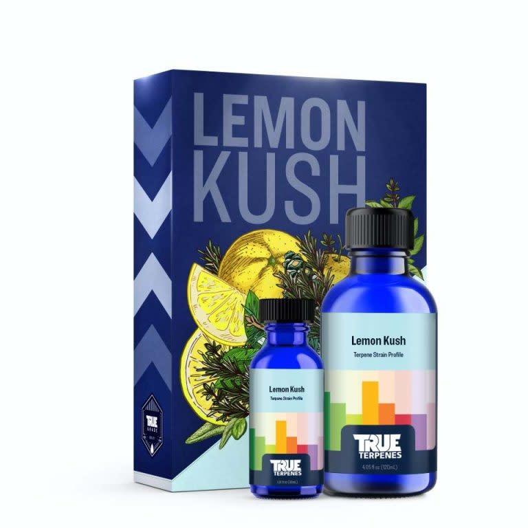 True Terpenes True Terpenes - Lemon Kush