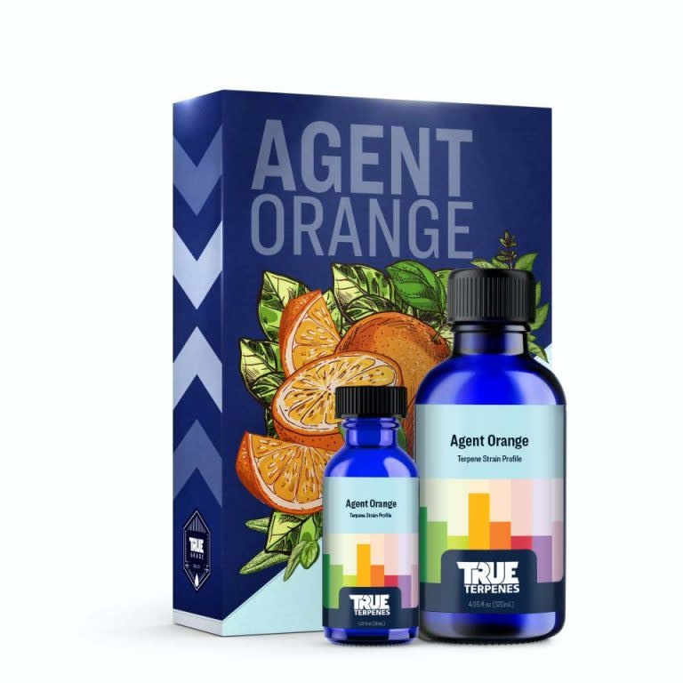 True Terpenes True Terpenes - Agent Orange
