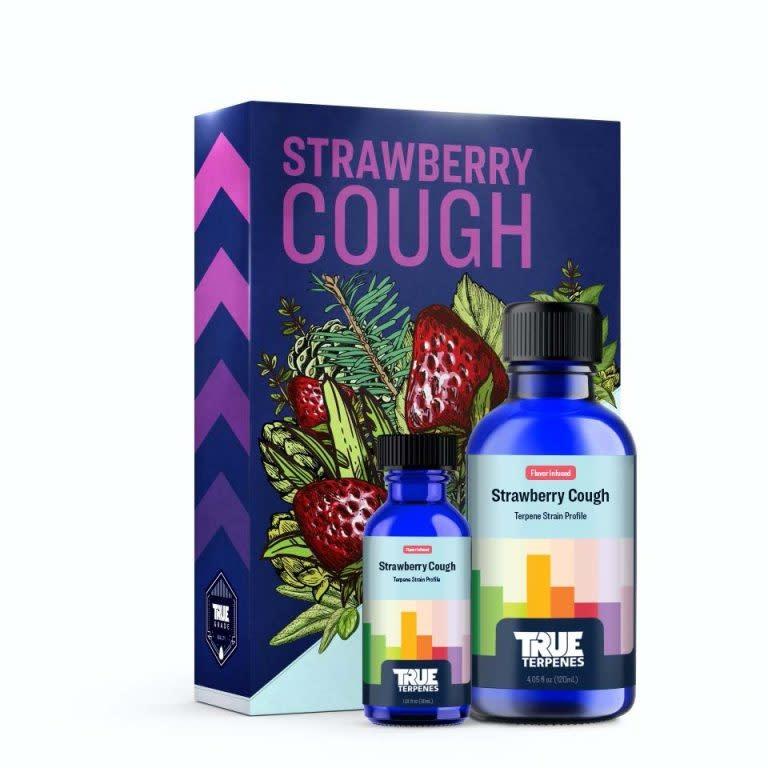 True Terpenes True Terpenes - Strawberry Cough