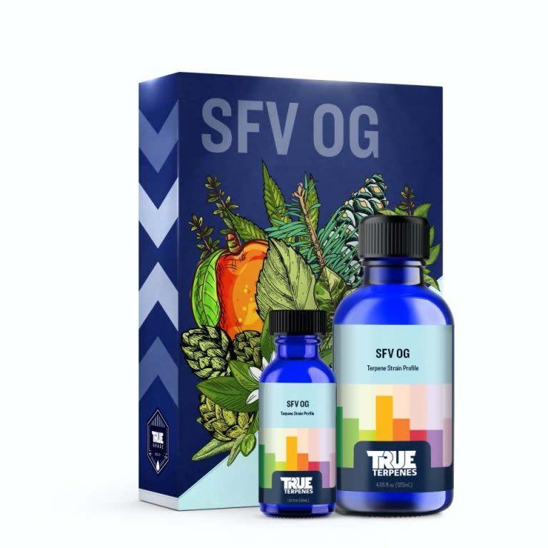 True Terpenes True Terpenes - SFV OG