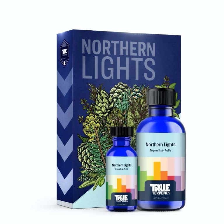 True Terpenes True Terpenes - Northern Lights