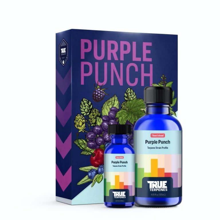True Terpenes True Terpenes - Purple Punch