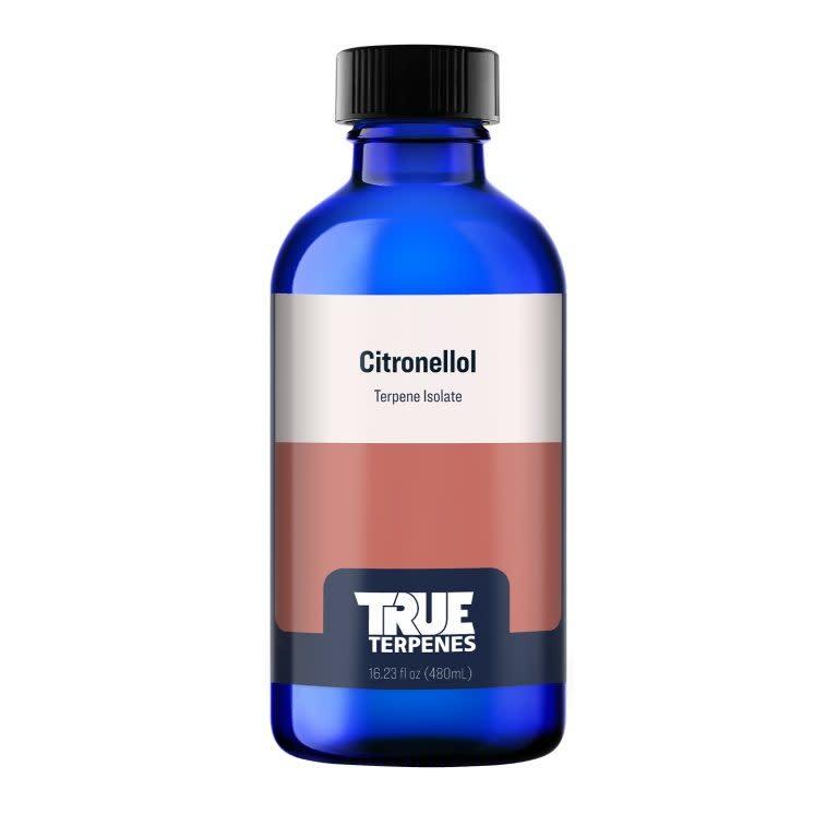 True Terpenes True Terpenes - Citronellol Isolate