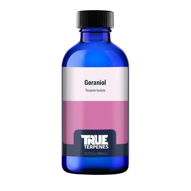 True Terpenes True Terpenes - Geraniol Isolate