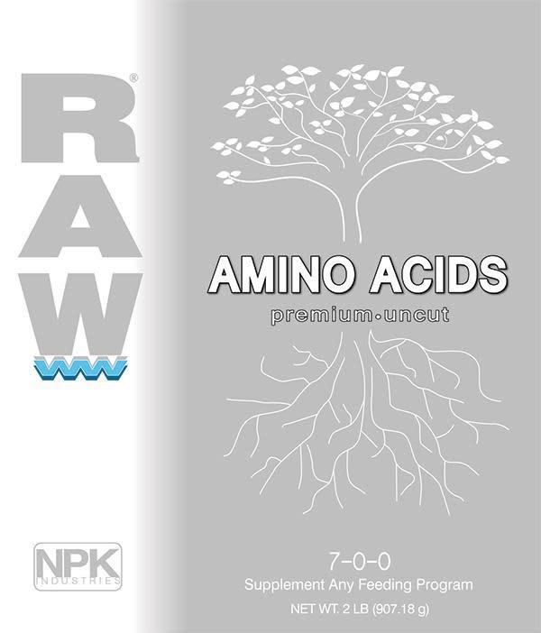 Raw - Amino Acids