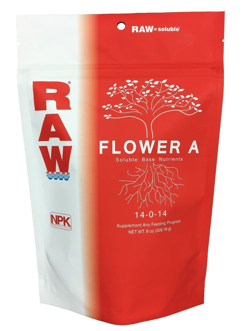 Raw - Flower A