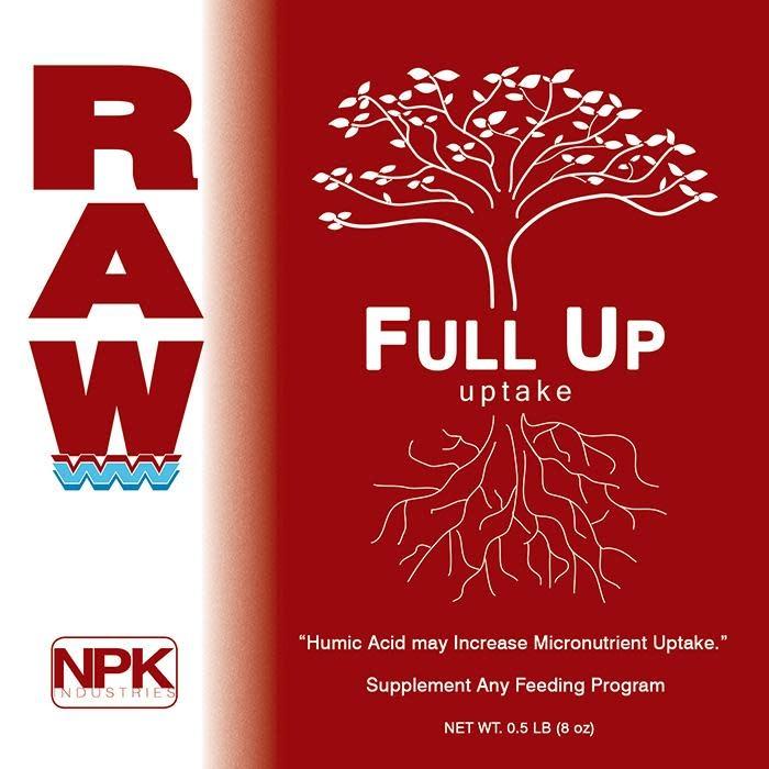 Raw - Full Up