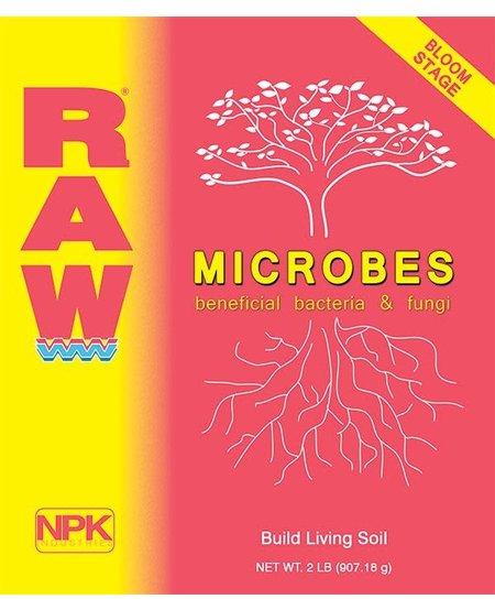 Bloom Stage Microbes