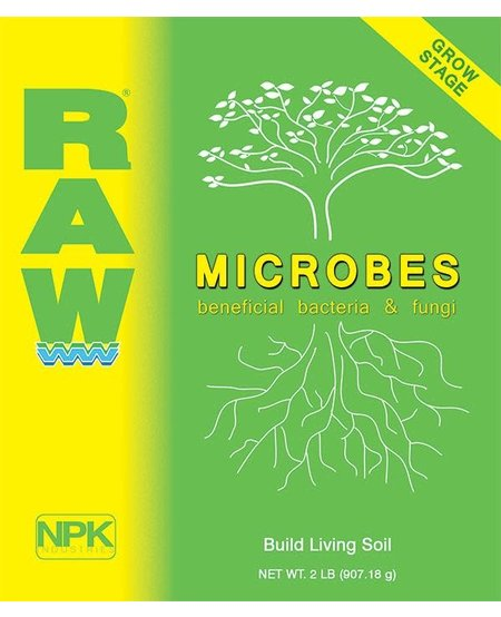 Grow Stage Microbes