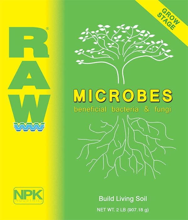 Raw - Grow Stage Microbes