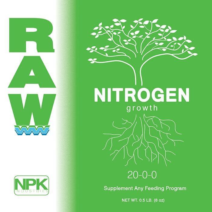 Raw - Nitrogen