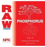 Raw - Phosphorus