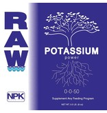 Raw - Potassium