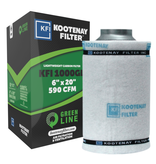Kootenay Filter Inc KFI - Green Line Filter