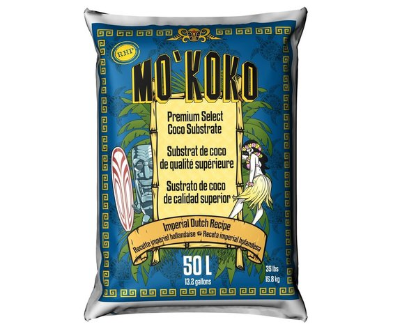 Mo'Koko Coco Substrate - 50L