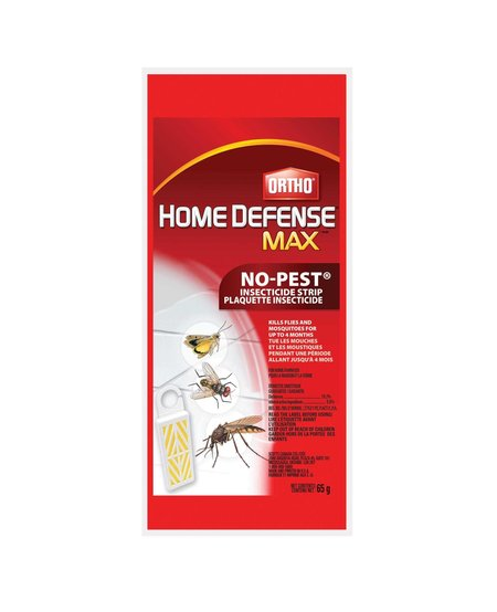 Home Defense Max Insecticide Strip 65g