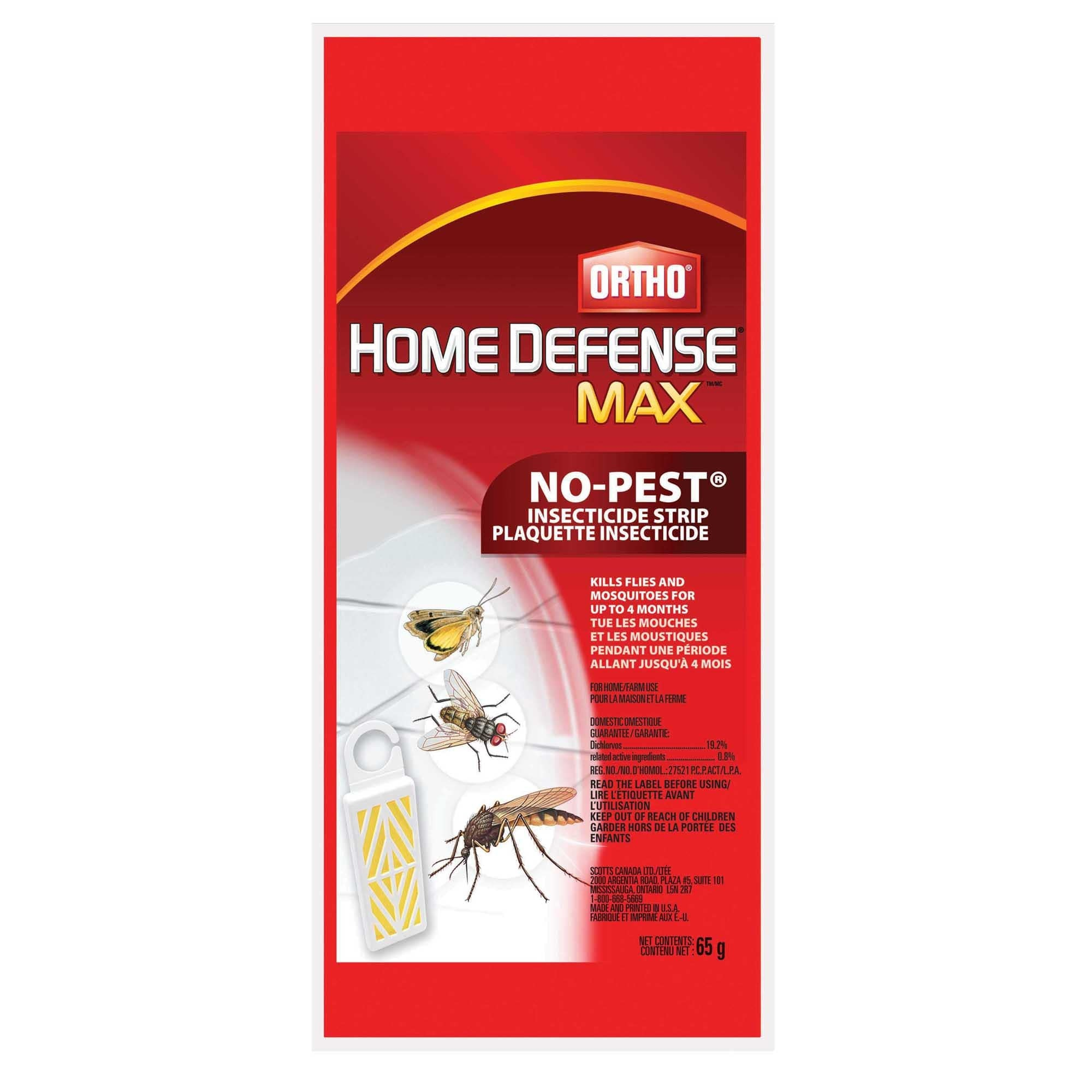Ortho Ortho - Home Defense Max Insecticide Strip 65g