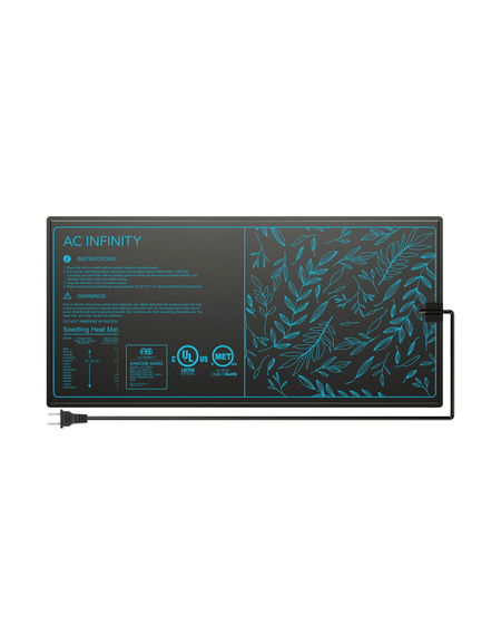 Suncore Seedling Heating Map