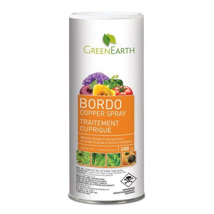 Green Earth - Bordo Copper Spray 200G