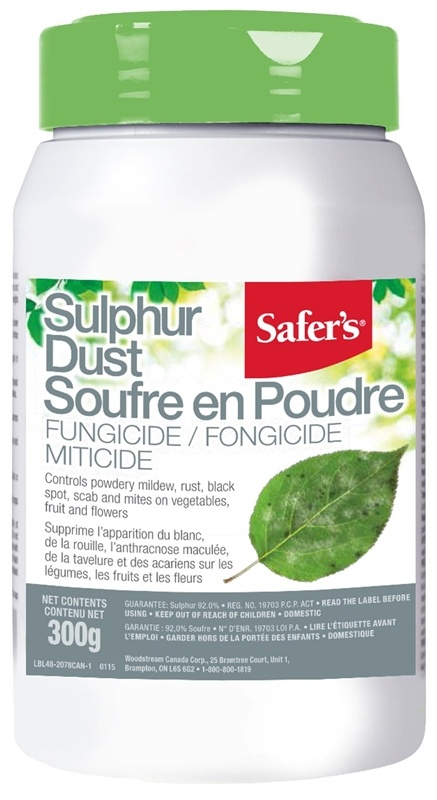 Safer's Safer's - Garden Sulphur Dust 300G